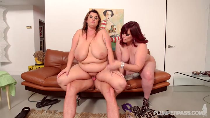 PlumperPass 15 06 26 Kimmie Kaboom and Marcy Diamond in Plumper Problems