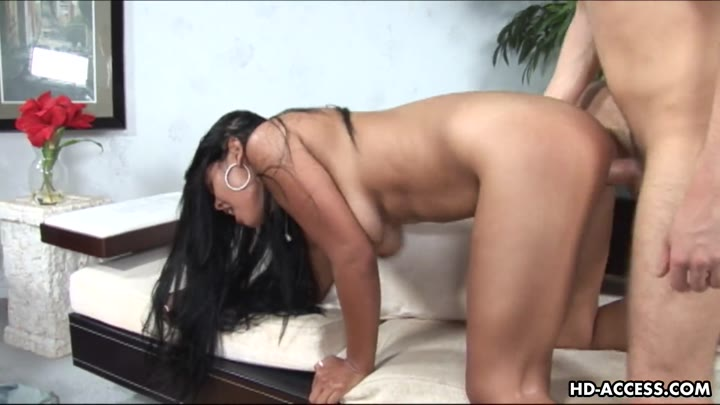 MaturesHD 15 06 27 Latina Hottie Amina Amore Gets Her Holes Filled Up