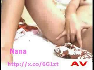 Asian Webcam  Nana