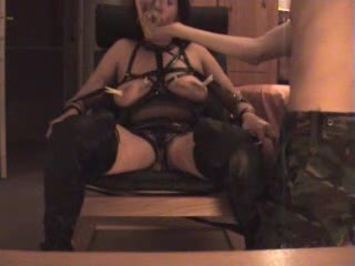 steamy tart receive fisted by her tormentor bdsm
