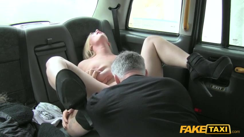 FakeTaxi Busty tv star gets a sticky facial (17 12 15)
