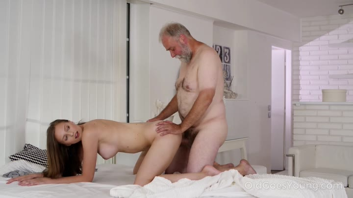 Stacy Cruz - My Grandpa Caught Me Naked - Old Goes Young