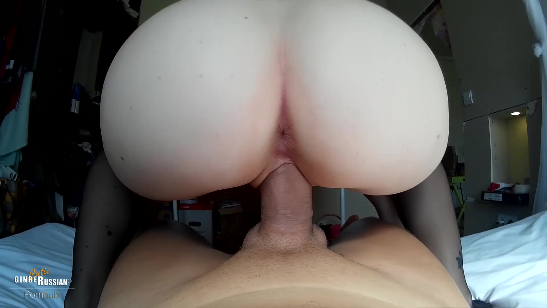 Thick Latina Riding Cock
