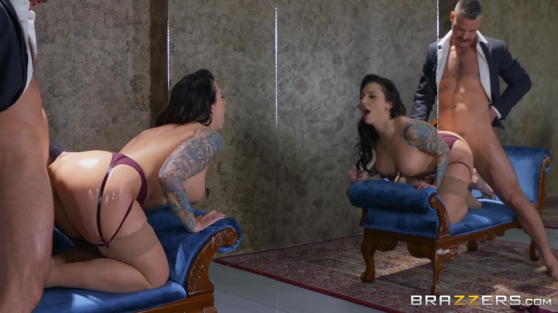 BrazzersExxtra - Ivy Lebelle Lounging For Sex