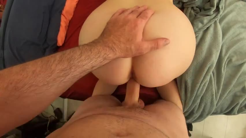 Horny Milf Caught Masturbating