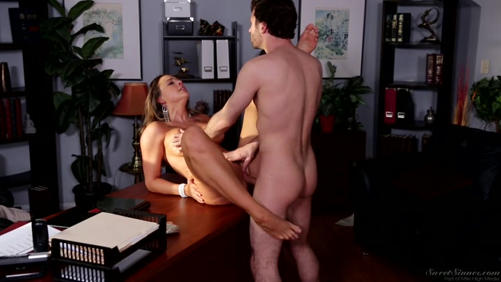 Celebrity Office Sex Scene