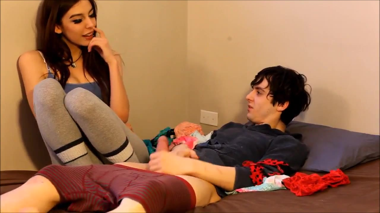Teen Couple Almost Caught