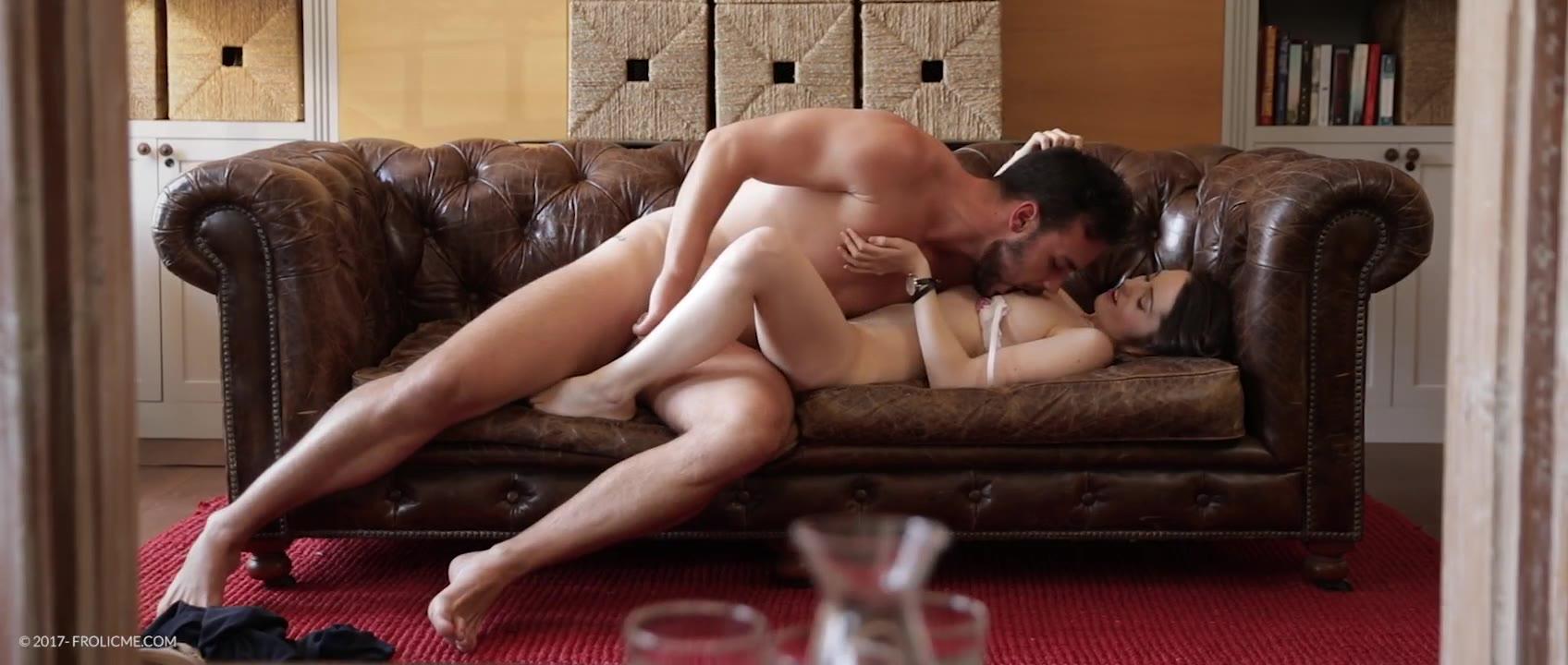 Sex in the sofa