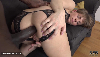 Hot Wife Fucks Big Black Cock