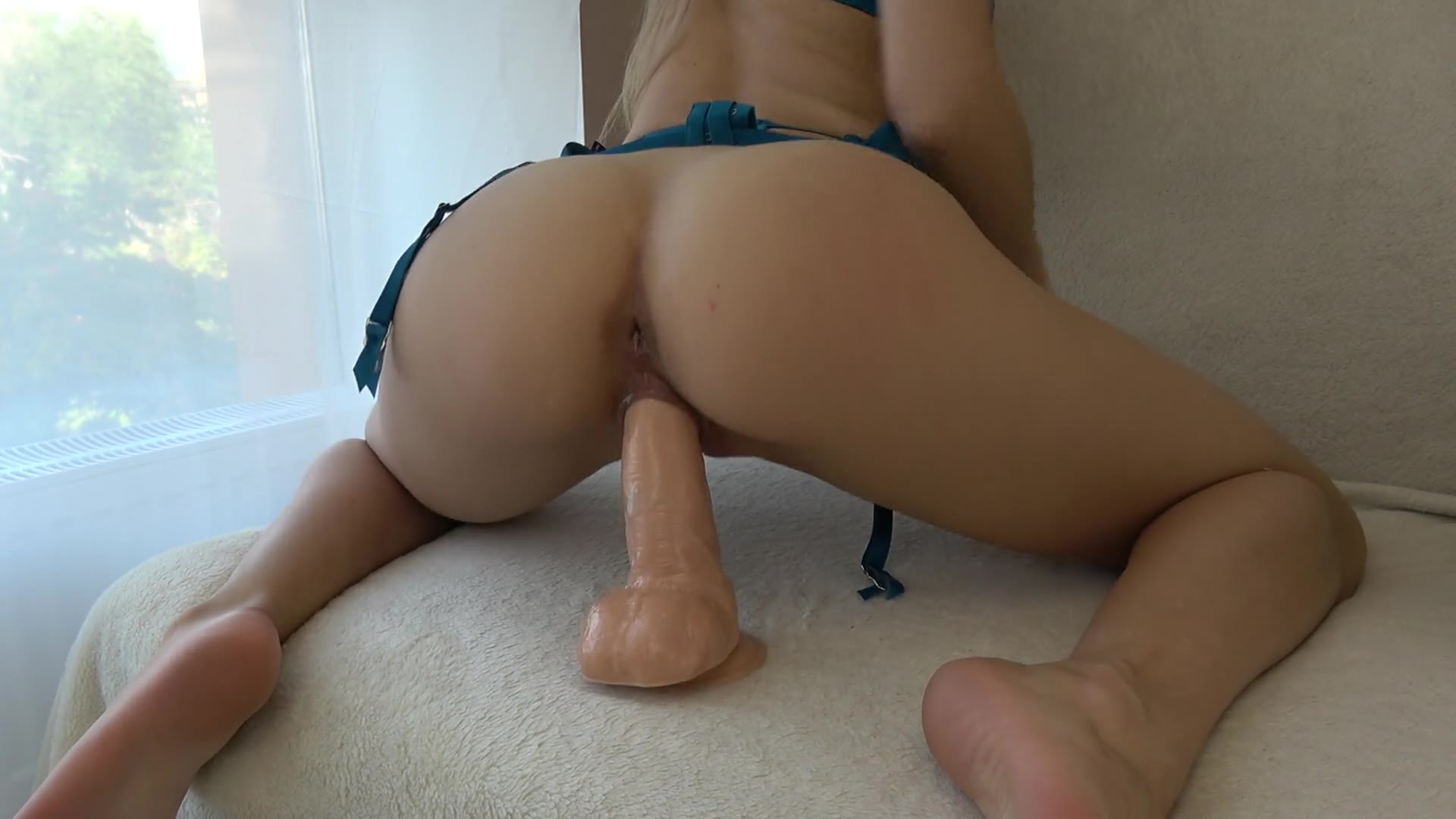 Teen Casting First Time