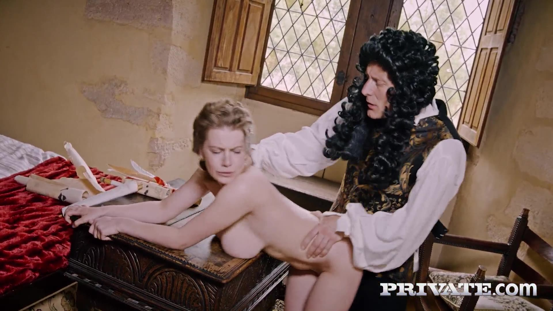 Private 19 09 11 Alice Wayne Tits And The Law Of Gravity XXX