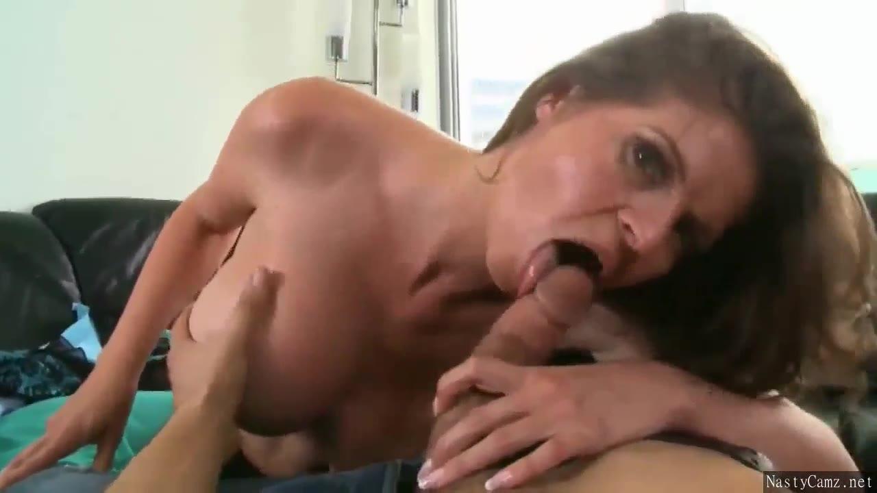 Riding Dildo Big Tits Shower